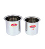 Aristo Milk Container Boiler Gunj 2 Pc Set 800 ml to 1250 ml