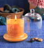 Aroma India Abundance Clotch Candle