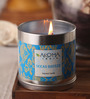 Aroma India Ocean Breeze Premium Scented Tin Candle