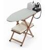 Arredamenti Stirocomodo Wooden Adjustable Ironing Board
