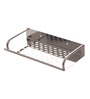 Arrow Metallic Stainless Steel 10 Inch Rectangular Shelf