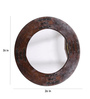 Art of Jodhpur Brown Solidwood  Mirror Frame