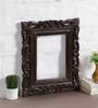 Art of Jodhpur Brown Solidwood  Mirror Frame