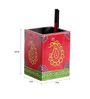 Art of Jodhpur Multicolor MDF  Pen Holder