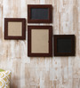 Casa Blanco Collage Photo Frame in Brown by CasaCraft