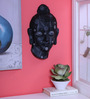 Art Tantra Multicolour Resin with Acrylic Paint Black Design Mask