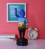 Art Tantra Multicolour Resin with Acrylic Paint Evening Figurine