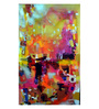 Art Zolo Canvas 30 x 60 Inch Runway of Life Ii Unframed Artwork Painting