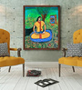 ArtCollective Canvas 22 x 28 Inch Composition - 6 Framed Limited Edition Digital Art Print by Arpita Chandra