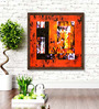 ArtCollective Canvas 32 x 32 Inch Untitled Framed Limited Edition Digital Art Print by Krishna Pulkundwar