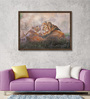 ArtCollective Canvas 33 x 22 Inch Untitled Framed Limited Edition Digital Art Print by Ashok KS