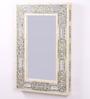 Artelier Multicolour Acrylic Knots Mirror Frame