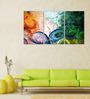 Artflute Canvas Rising Multi-framed Art Print