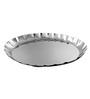 Arttdinox Mushroom Stainless Steel Platter