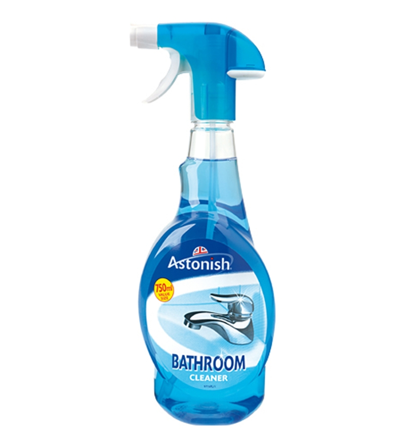 Astonish bathroom cleaner - Astonish Bathroom Cleaner Trigger Cleans Everywher In The Bathroom