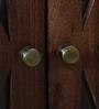 Fife Two Door Side Board in Provincial Teak Finish by Woodsworth