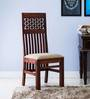 Ashland Dining Chair in Honey Oak Finish by Amberville