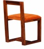 Asilo Dining Chair in Honey Oak Finish by Woodsworth