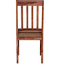 Polson Dining Chair in Honey Oak Finish by Woodsworth