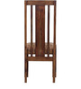 Dover Dining Chair in Provincial Teak Finish by Woodsworth