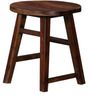 Harrington Stool in Provincial Teak Finish by Woodsworth