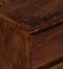 Volga Sideboard in Provincial Teak Finish by Woodsworth