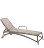 Atlantico Lounger in Coffe color by Avian Lifestyle
