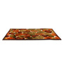 Autumn Leaves Wool Area Rug Jewel by Riva