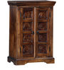 Avagraha Sideboard in Provincial Teak Finish by Mudramark