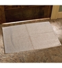 Avira Home Beige 100% Cotton 19 x 31 Bath Mat - Set of 2