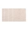 Avira Home Cream Cotton 18 x 30 Bath Mat - Set of 2