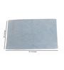Avira Home Light Blue 100% Cotton 20 x 31 Bath Mat - Set of 2