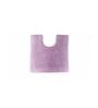 Avira Home Light Pink Cotton 20 x 30, 20 x 20 Bath Mat - Set of 2
