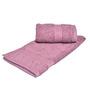 Avira Home Lilac Cotton Plush Egyptian Hand Towel - Set of 2
