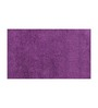 Avira Home Purple Cotton 18 x 30 Bath Mat - Set of 2