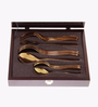 Awkenox Stainless Steel Cutlery Set - Set of 18