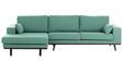 Ballison L Shape Sofa in Aqua Colour by Madesos