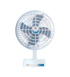 Bajaj Ultima PT01 White Table Fan