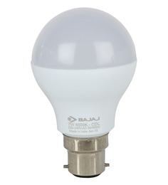 Bajaj White 7W LED Bulb