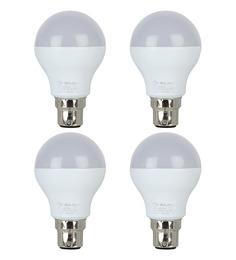 Bajaj White 9W LED Bulb Set of 4