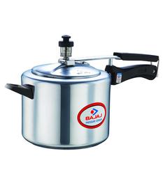 Bajaj Aluminium 3L Majesty Duo Pressure Cooker