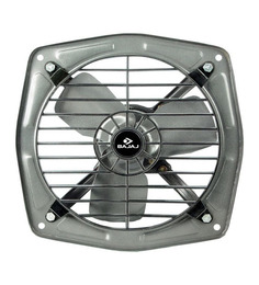 Bajaj Bahar Gray Exhaust Fan - 1400 RPM