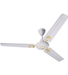 Bajaj Bahar Deco 1200mm White Ceiling Fan - 47.24 in