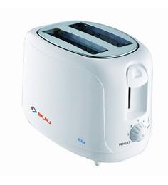 Bajaj Bajaj Auto Pop Metallic Toaster Atx 4