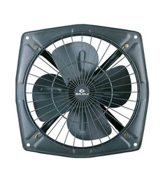 Bajaj Freshee MKII Black Exhaust Fan - 11.81 in