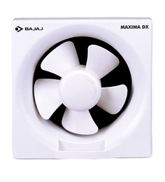 Bajaj Maxima White Fresh Air Fan