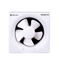 Bajaj DX Maxima White Exhaust Fan - 10.62 in