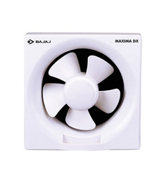 Bajaj DXI Maxima White Exhaust Fan - 9.84 in