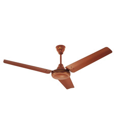 Bajaj Speedster 1200mm 47.24 in Matt Brown Ceiling Fan