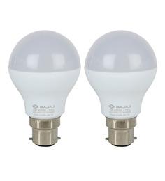 Bajaj White 7 W LED Bulb - Set of 2